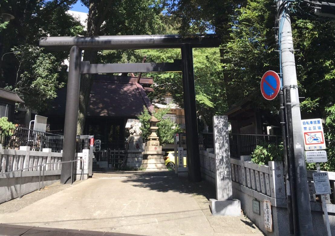 日本で唯一!天候の神様を祀る【気象神社】