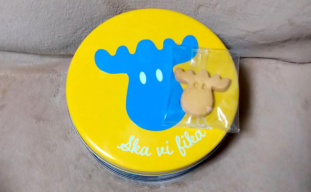 moz × ヨックモック!「エルクの手作りクッキー」を買ってみた!